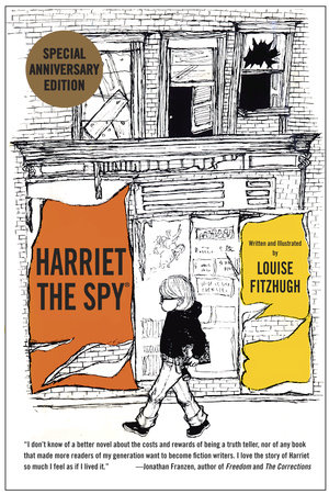 Harriet the Spy: 50th Anniversary Edition by Louise Fitzhugh