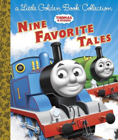 Thomas & Friends: Nine Favorite Tales (Thomas & Friends) by Golden Books