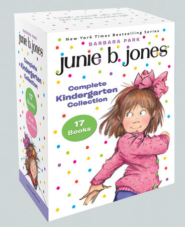 Junie B. Jones Complete Kindergarten Collection by Barbara Park