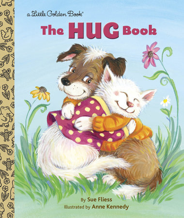 The Hug Book by Sue Fliess