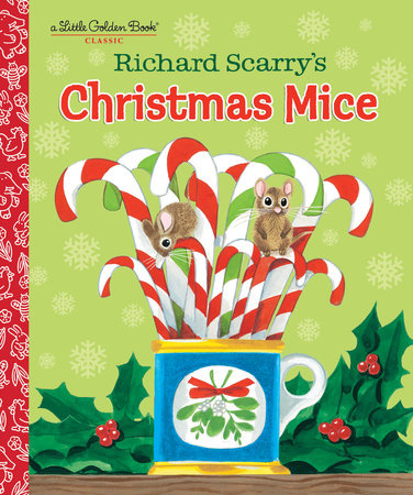 Richard Scarry's Christmas Mice by Richard Scarry