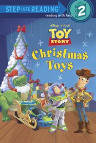 Christmas Toys (Disney/Pixar Toy Story)