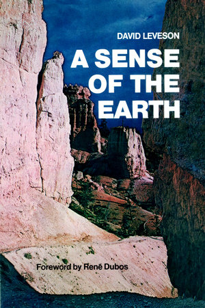 A Sense of the Earth by David Leveson