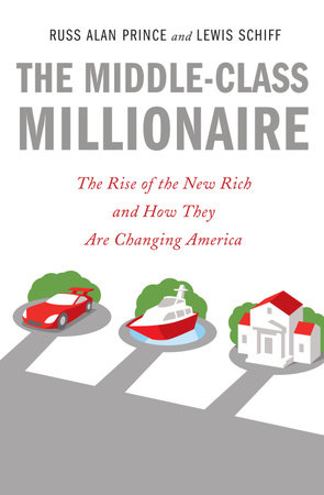 The Influence of Affluence by Russ Alan Prince and Lewis Schiff