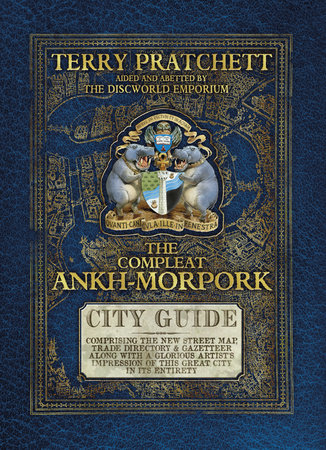 The Compleat Ankh-Morpork by Terry Pratchett