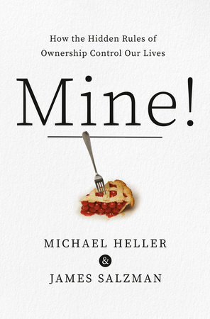 Mine! by Michael A. Heller and James Salzman