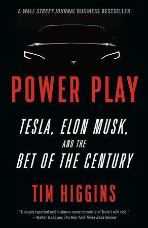 Power Play by Tim Higgins