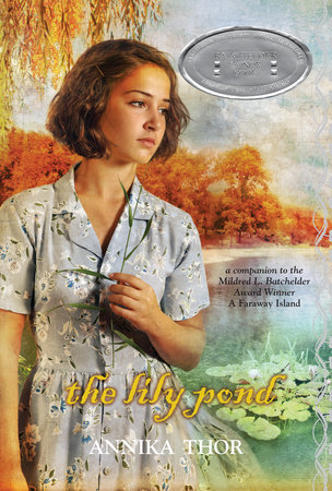 The Lily Pond by Annika Thor
