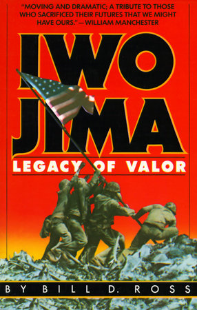 Iwo Jima by Bill D. Ross