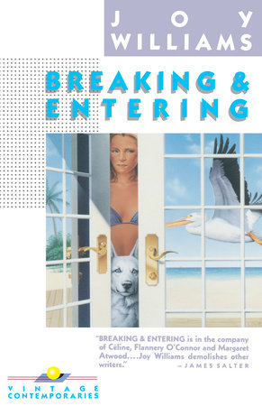 Breaking and Entering by Joy Williams