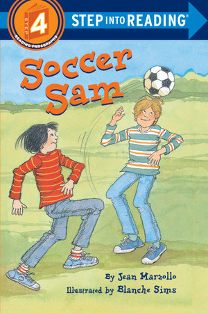 Soccer Sam by Jean Marzollo