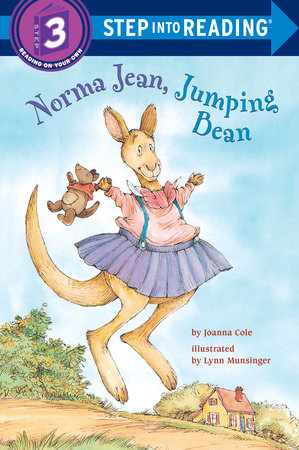 Norma Jean, Jumping Bean by Joanna Cole