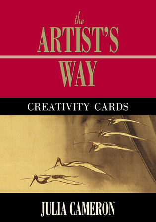 The Artist's Way Creativity Cards by Julia Cameron