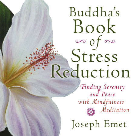 Buddha's Book of Stress Reduction by Joseph Emet
