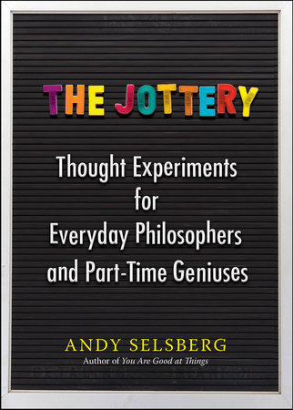 The Jottery by Andy Selsberg
