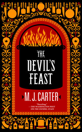 The Devil's Feast by M.J. Carter
