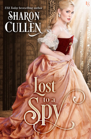 Lost to a Spy by Sharon Cullen