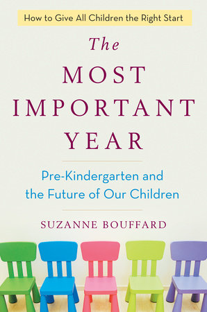 The Most Important Year by Suzanne Bouffard