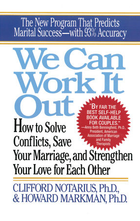 We Can Work It Out by C. Notarius
