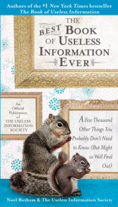 The Best Book of Useless Information Ever