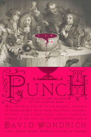 Punch by David Wondrich