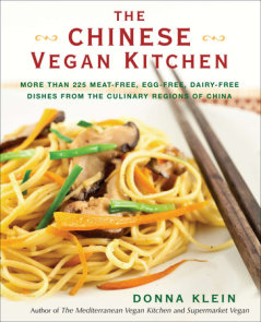 The Chinese Vegan Kitchen