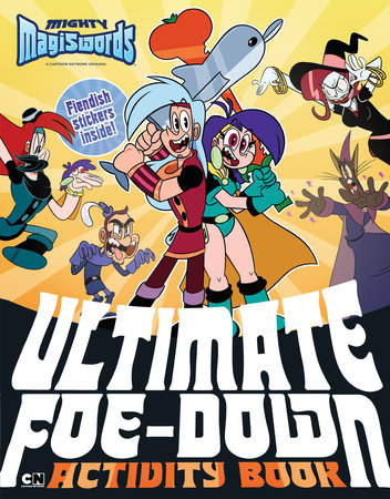Ultimate Foe-down Activity Book by Hannah S. Campbell