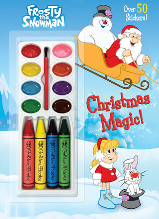 Christmas Magic! (Frosty the Snowman) by Golden Books