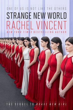 Strange New World by Rachel Vincent