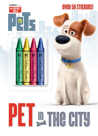 Pet in the City (Secret Life of Pets) by Rachel Chlebowski