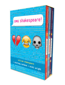 OMG Shakespeare Boxed Set