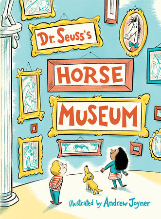 Dr. Seuss's Horse Museum by Dr. Seuss
