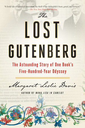 The Lost Gutenberg by Margaret Leslie Davis