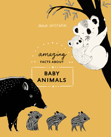 Amazing Facts About Baby Animals by Maja Säfström