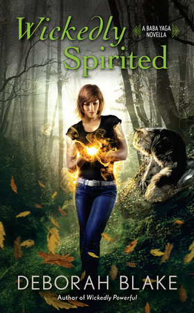 Wickedly Spirited by Deborah Blake