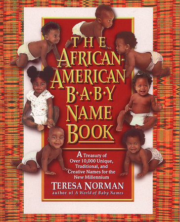 The African-American Baby Name Book by Teresa Norman