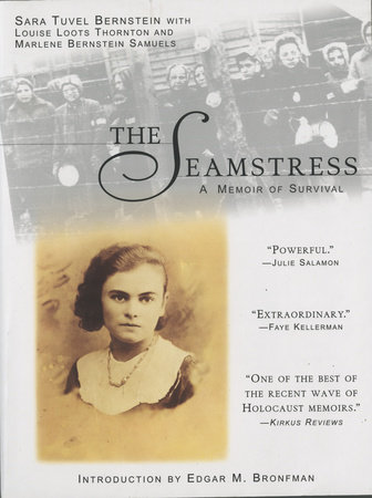 The Seamstress by Sara Tuval Bernstein