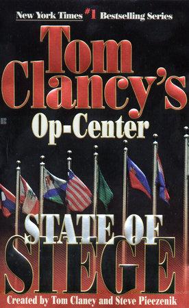 State of Siege by Tom Clancy, Steve Pieczenik and Jeff Rovin