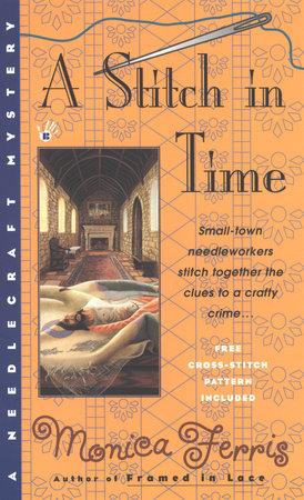 A Stitch in Time by Monica Ferris