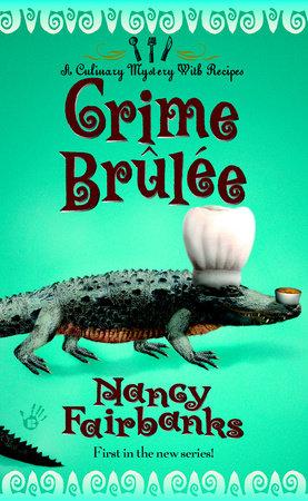 Crime Brulee by Nancy Herndon
