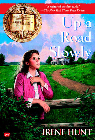 Up a Road Slowly (DIGEST) by Irene Hunt