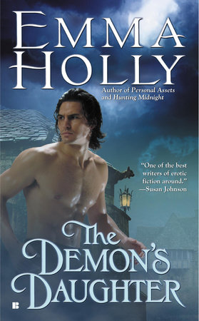 The Demon's Daughter by Emma Holly