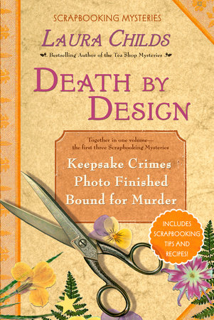 Death By Design by Laura Childs