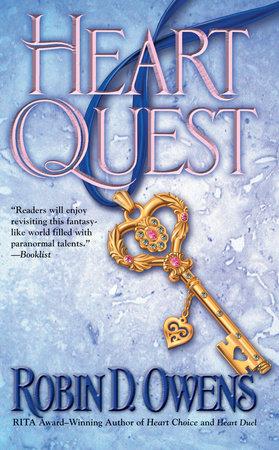 Heart Quest by Robin D  Owens | PenguinRandomHouse com: Books