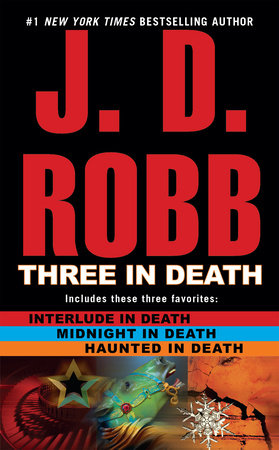 Three in Death by J. D. Robb