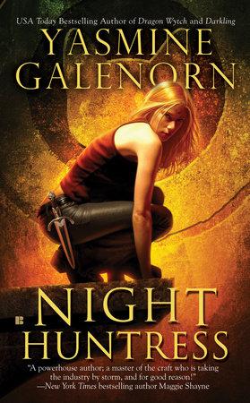 Night Huntress by Yasmine Galenorn