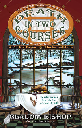 Death in Two Courses by Claudia Bishop