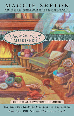 Double Knit Murders by Maggie Sefton