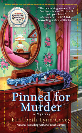 Pinned for Murder by Elizabeth Lynn Casey