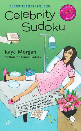 Celebrity Sudoku by Kaye Morgan